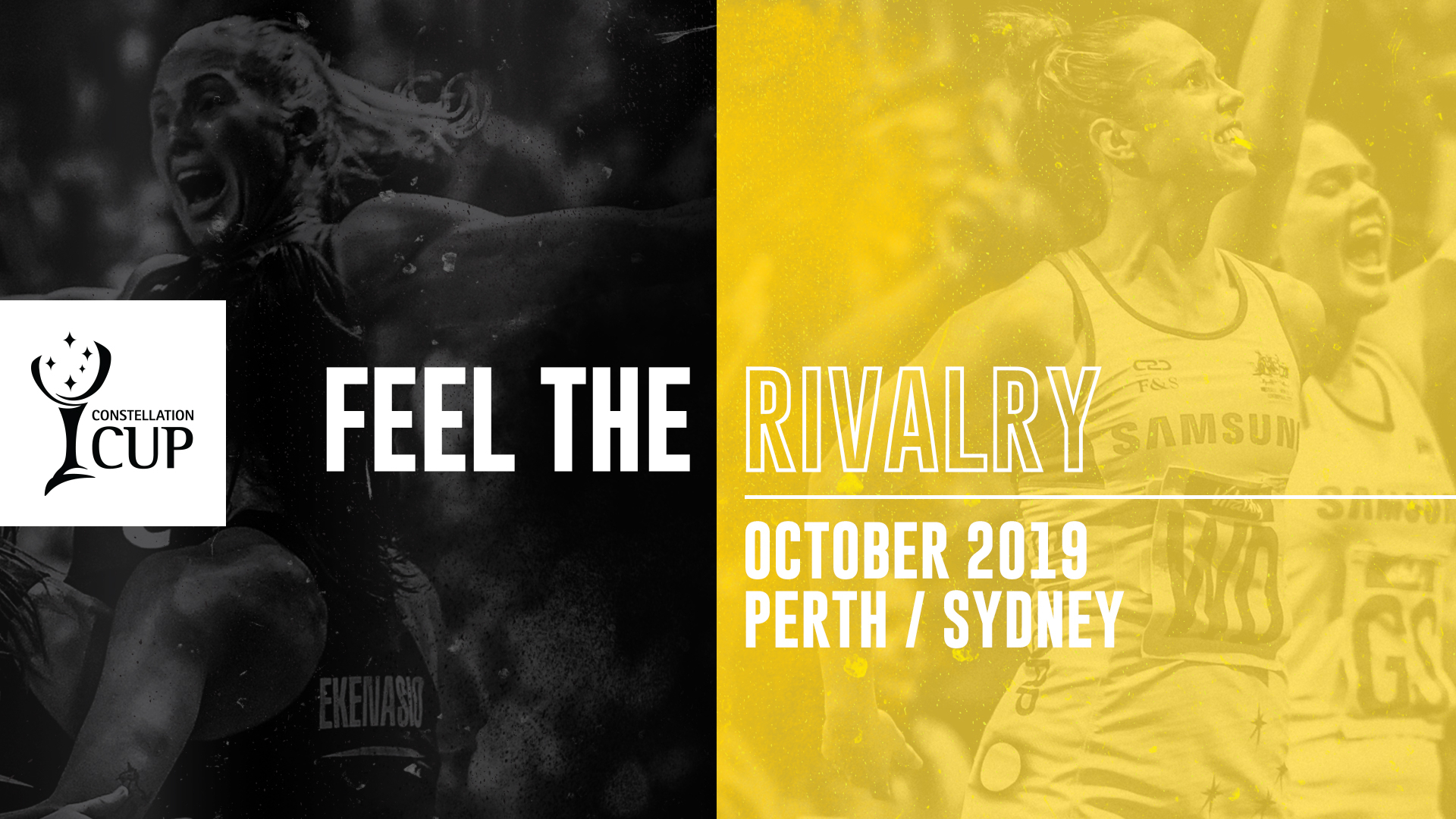 Netball Constellation Cup 2019   Qudos Bank Arena throughout Community Calender Sydney October 2019