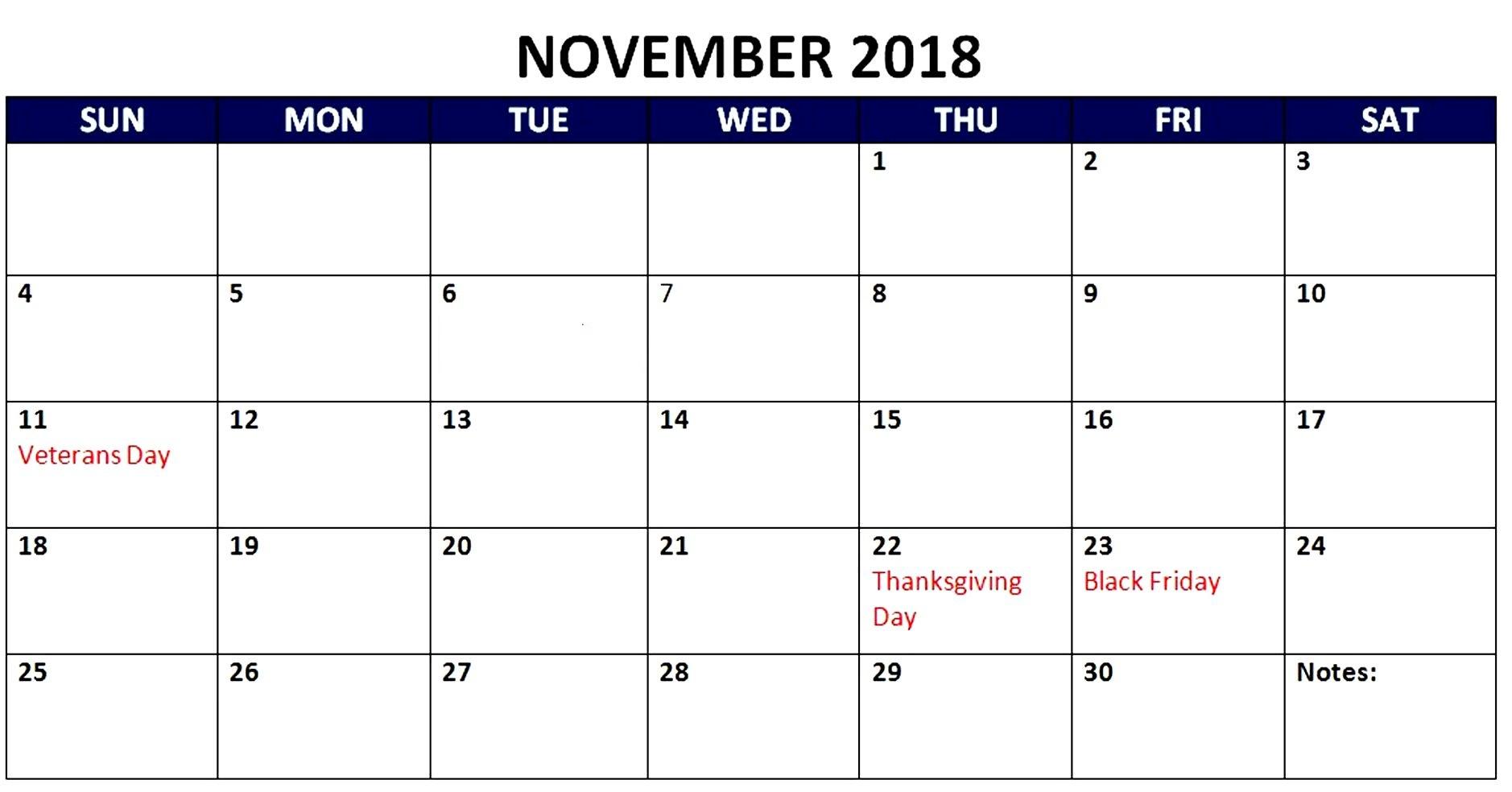 November 2018 Holidays Calendar Australia - Free August 2019 within Holidays Calendar Templates November