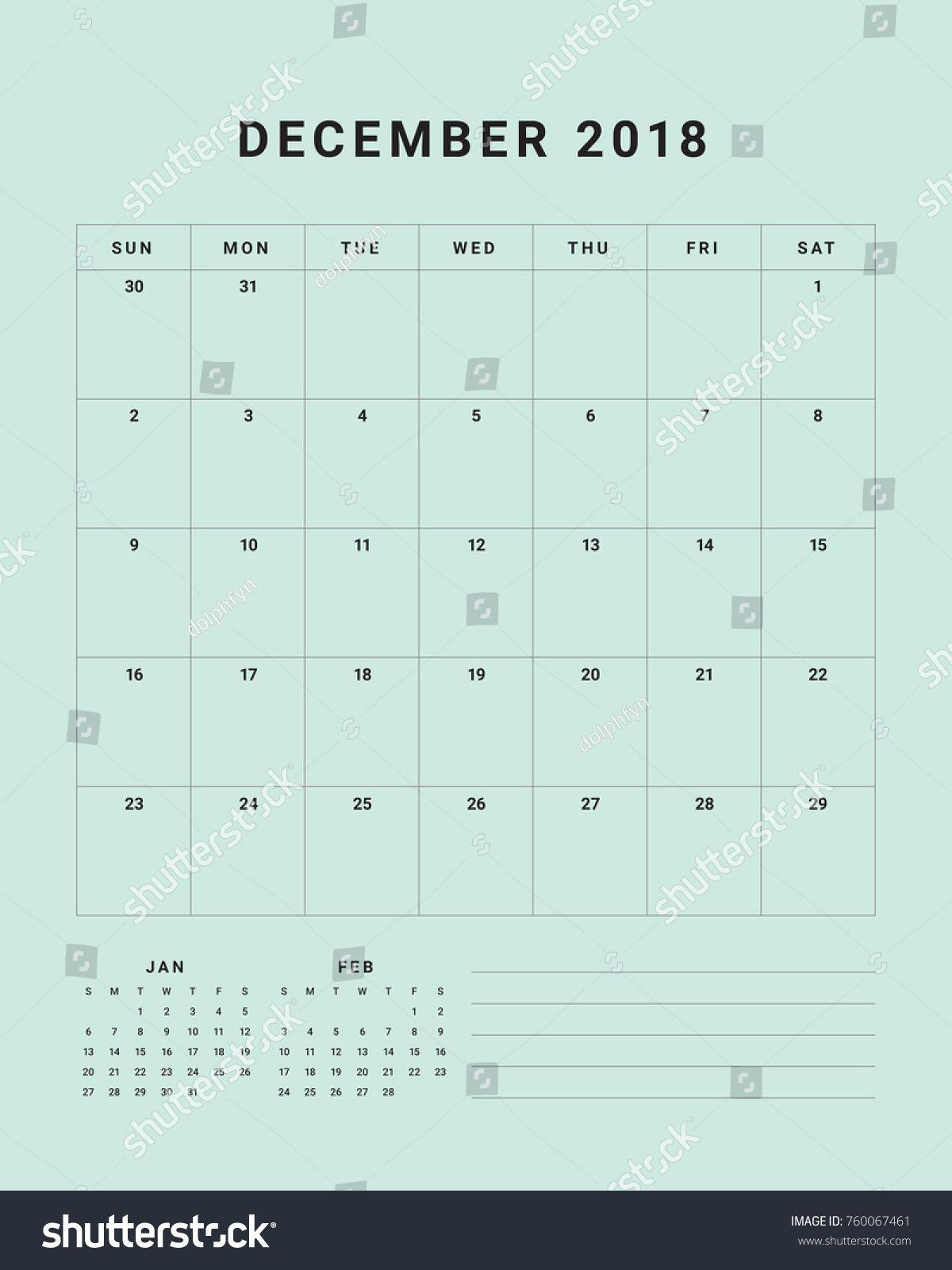Null Printable Calendar November 2018 | Calendar Format Example pertaining to Null Blank Calendar To Print