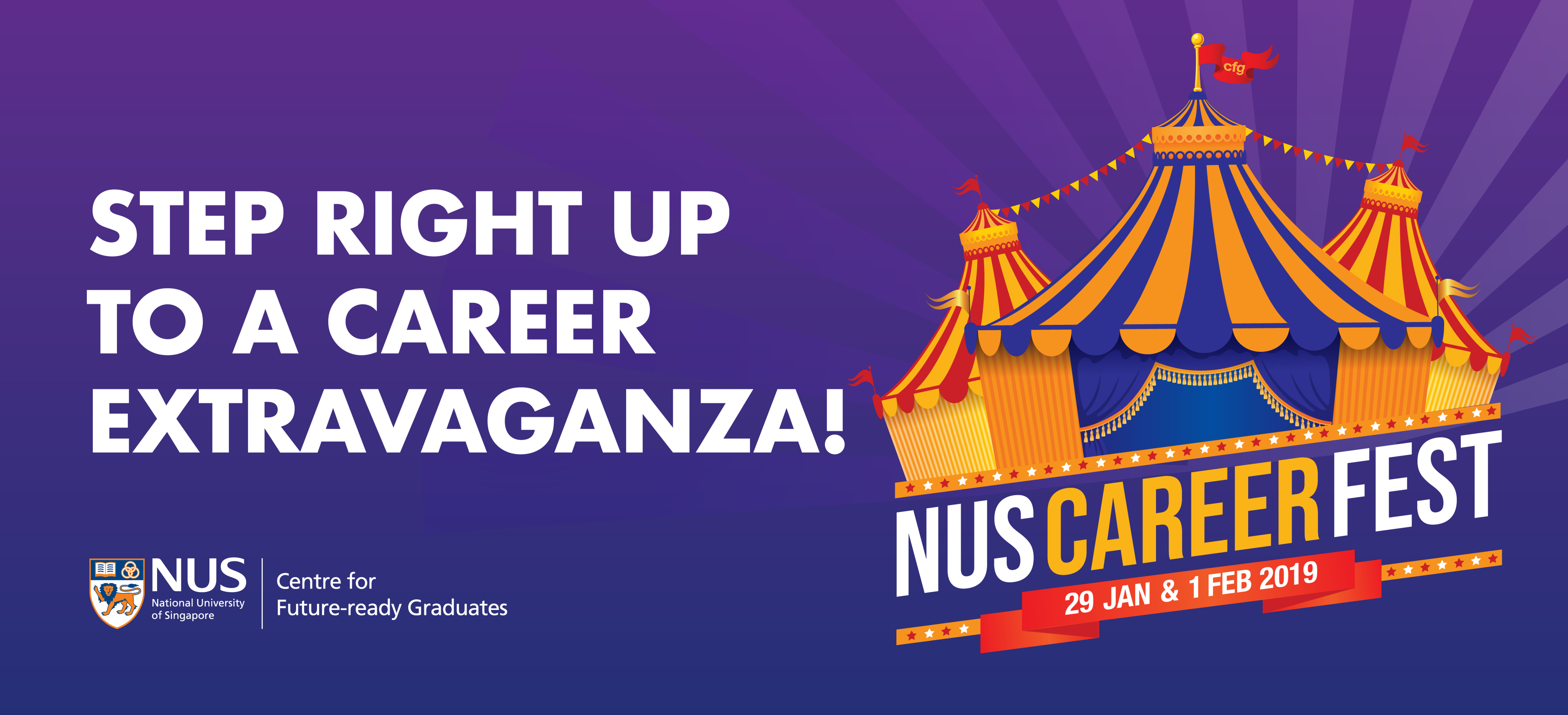 Nus Career Fest 2019 intended for Nus 2019 2020 Academic Calendar
