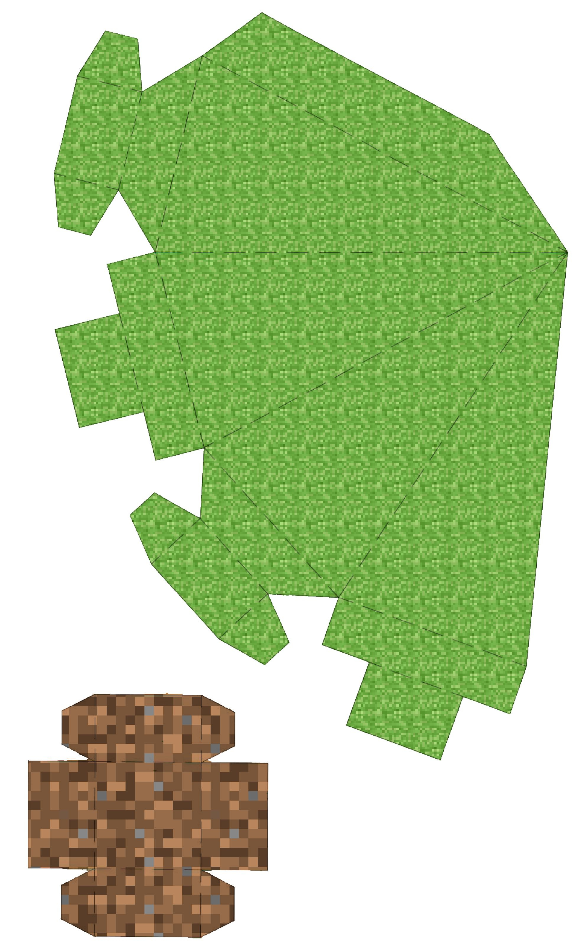 Pincrafty Annabelle On Minecraft Printables | Minecraft intended for Printable Christmas Tree Templates 3D
