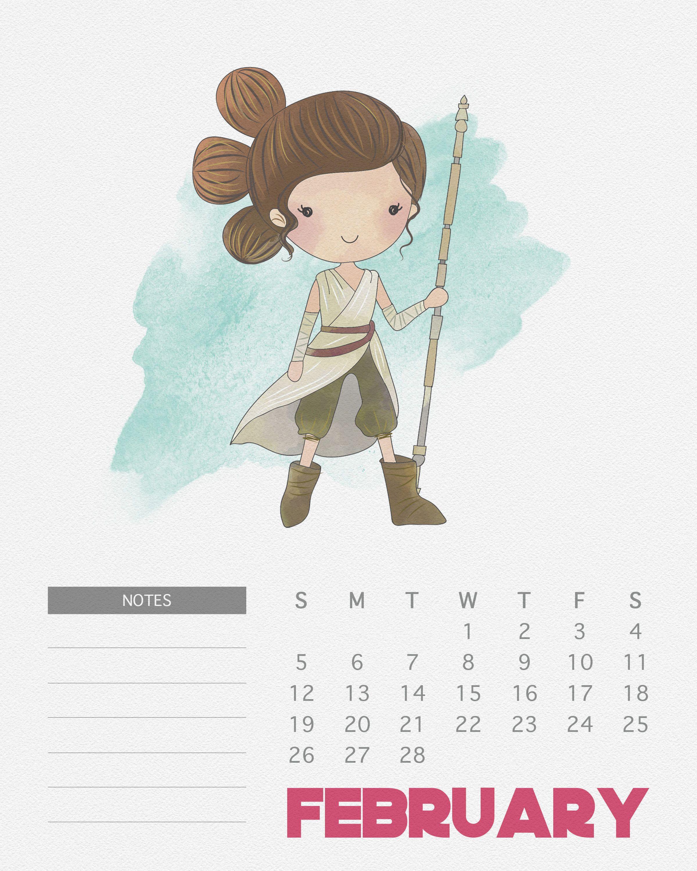 Pinie Nita On Others | Disney Calendar, Star Wars, Printable Star with regard to Star Wars Templates Printables Calendar