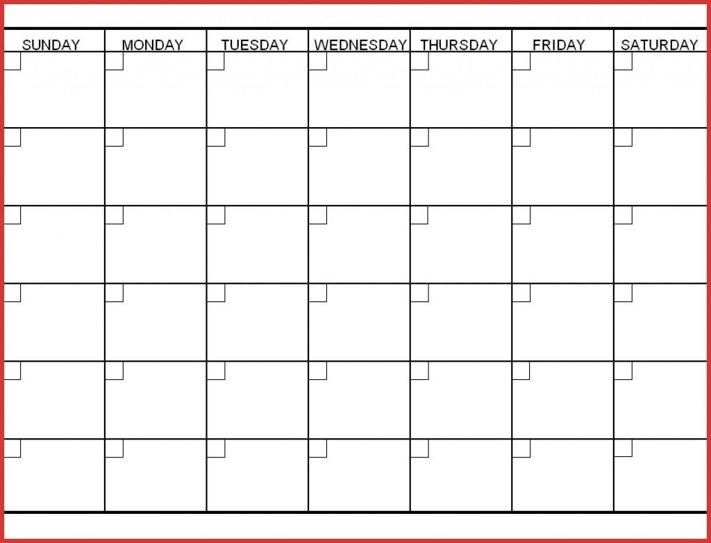 Printable Blank 12 Week Calendar Template   Template Calendar Printable with Printable Blank 12 Week Calendar Template
