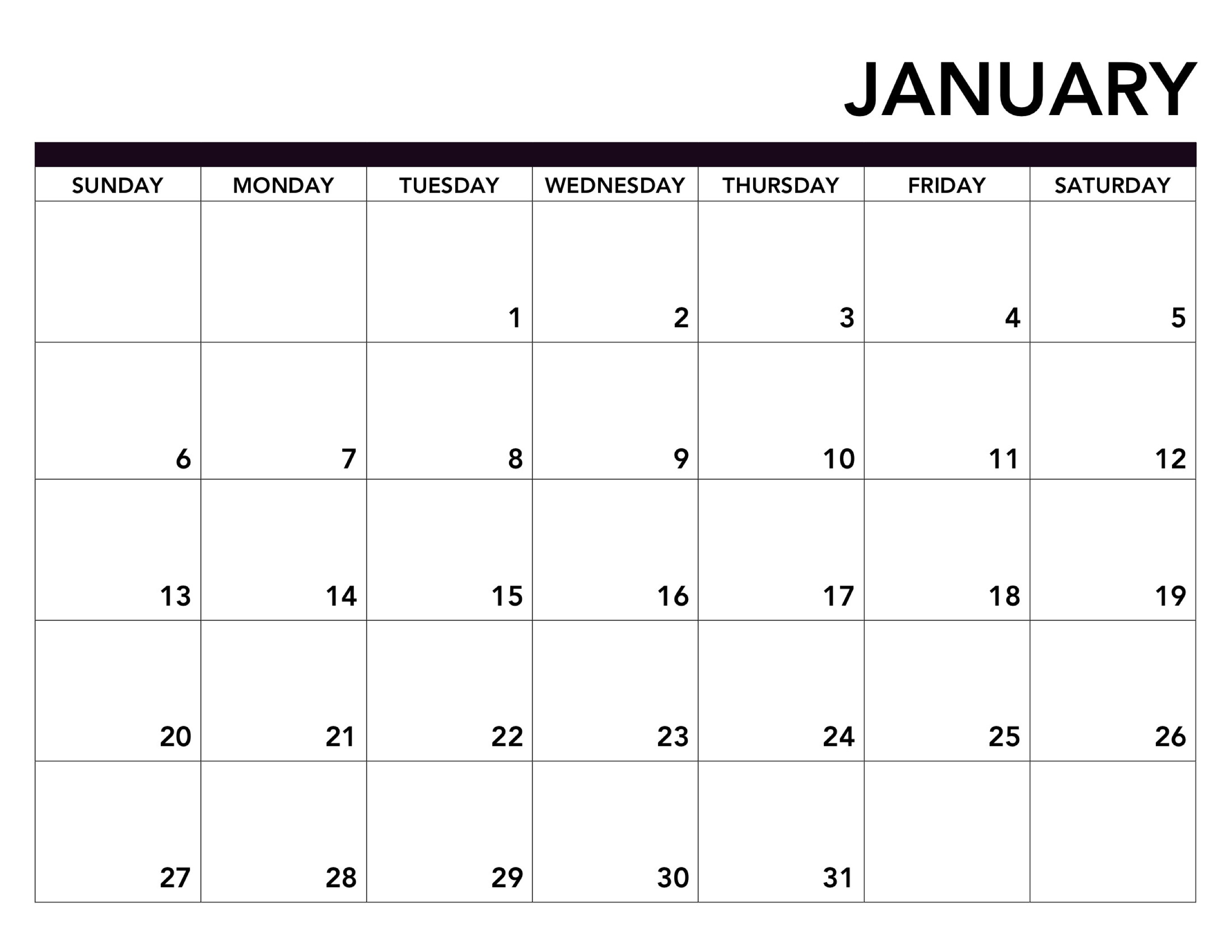 Printable Calendar July 2019 To June 2020 - Calendar Inspiration Design with Free Calendar July 2019-June 2020