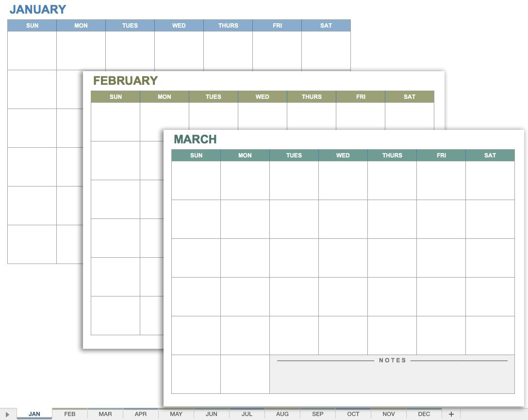Printable Calendar Weekdays Only | Printable Calendar 2019 regarding Blank Calendar With Only Weekdays