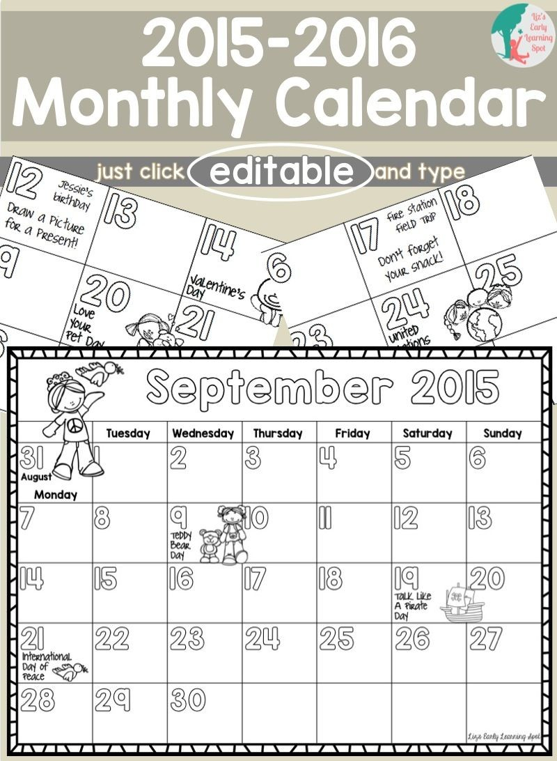 Printable Free August 2018 Calendar Template With Clown | Calendar with regard to Printable Free August Calendar Template With Clown