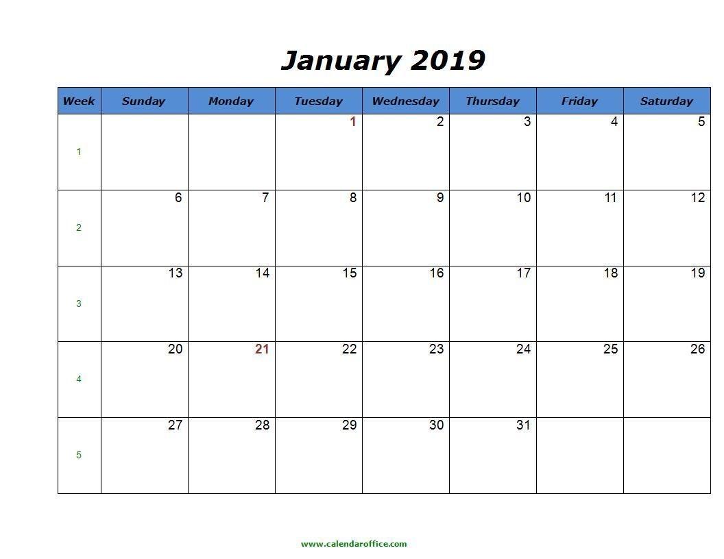 Printable July 2019 Employee Template   Calendar Format Example with Printable July Employee Template