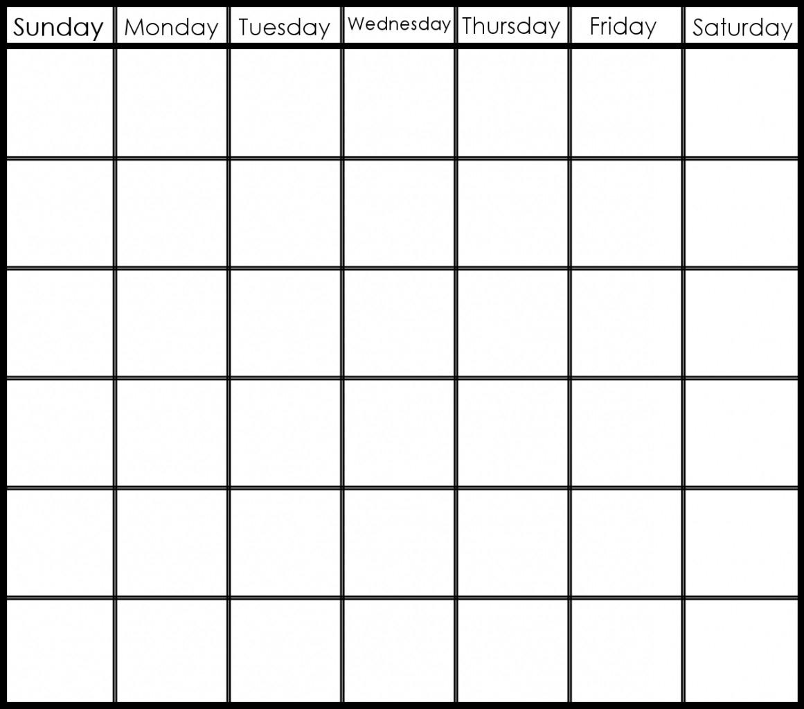 Printable Week Calendar Planner For Two Template Schedule Page | Smorad regarding 6 Weeks Holiday Timeline Template