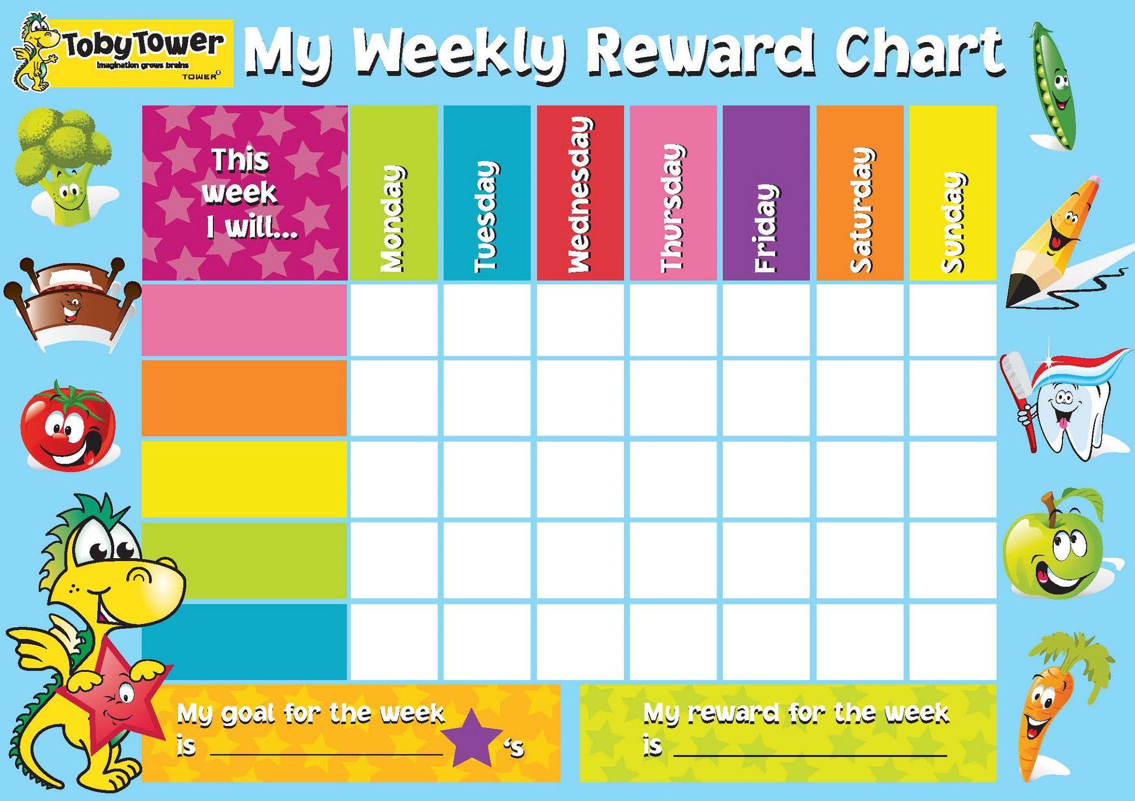 Reward Charts Templates | Writing Curriculum | Printable Reward with regard to Free Printable Blank Behavior Charts