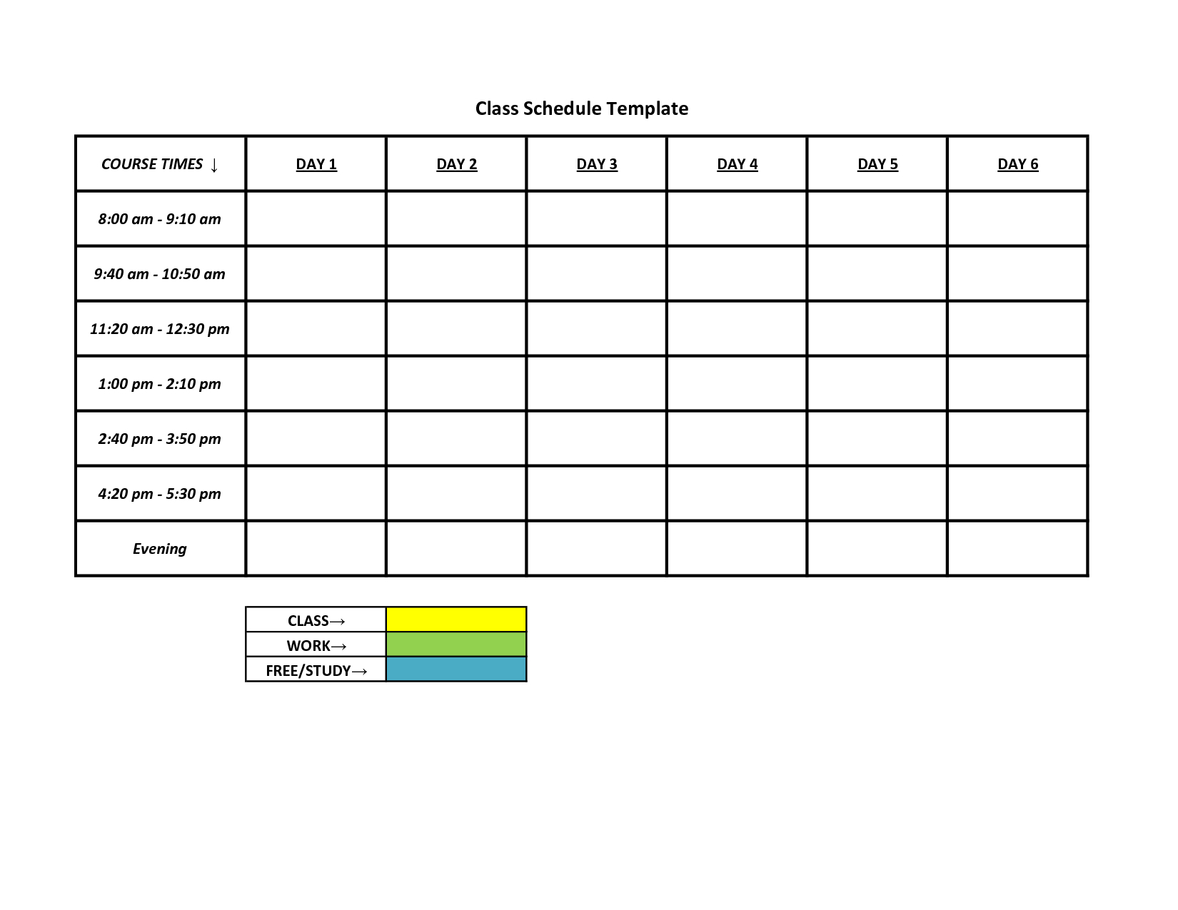 Schedule Template Free Employee Maker Weekly Templates For Excel regarding Blank 12 Hour Shift Schedule Templates