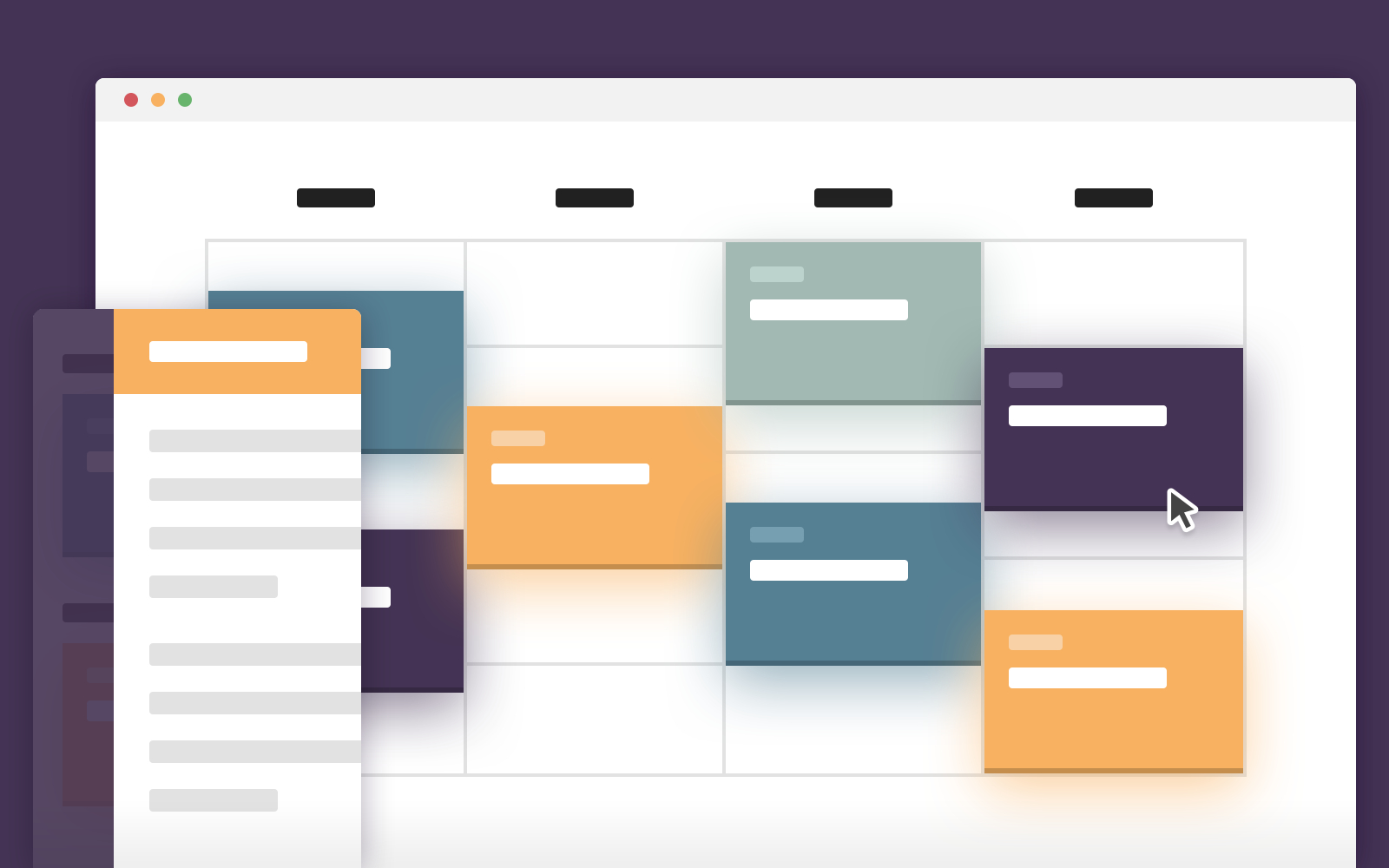 Schedule Template In Css And Javascript | Codyhouse inside Template For Weekly Football Games Week 1