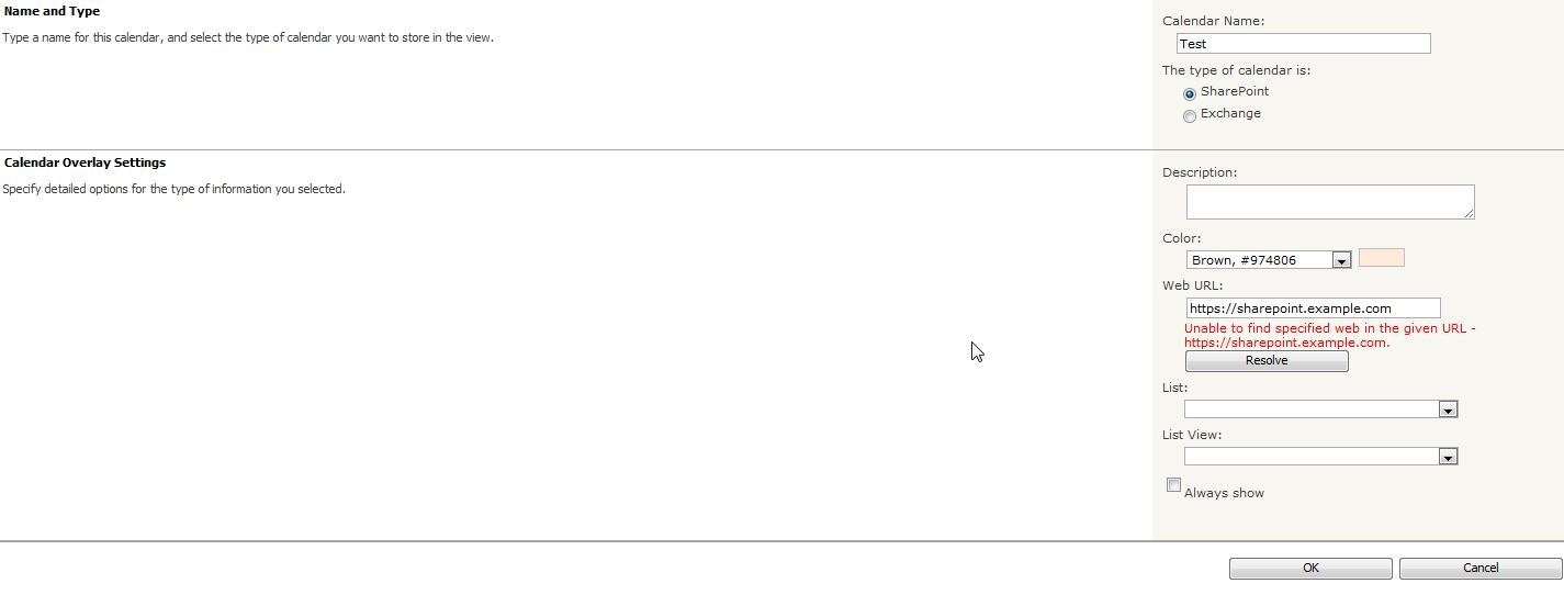Sharepoint 2013 Calendar Overlay Settings | Calendar Printing Example pertaining to Flow Template To Copy Dates From Sharepoint Calendars