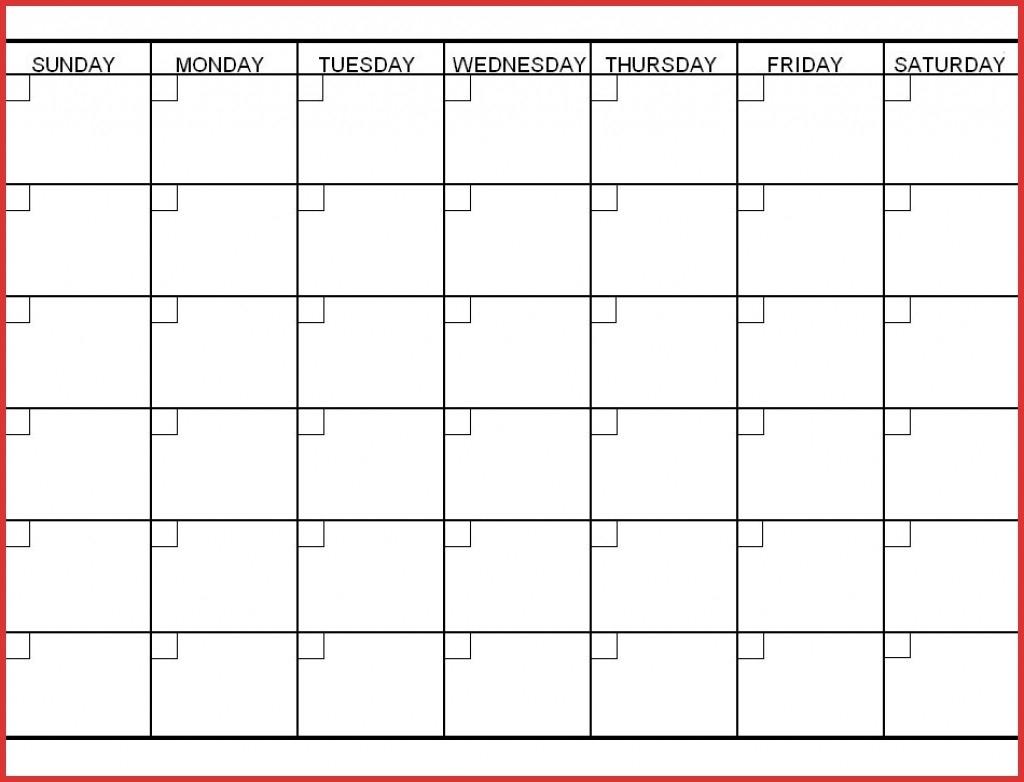 Six Week Calendar – Nadi.palmex.co-6 Week Blank Calendar Printable inside 6 Week Printable Blank Calendar