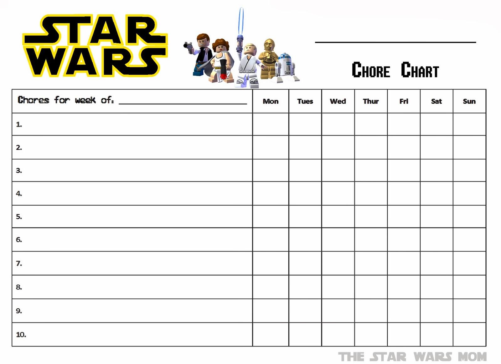 Star Wars Printable Calendars 2016 | Calendar Template 2019 regarding Star Wars Templates Printables Calendar