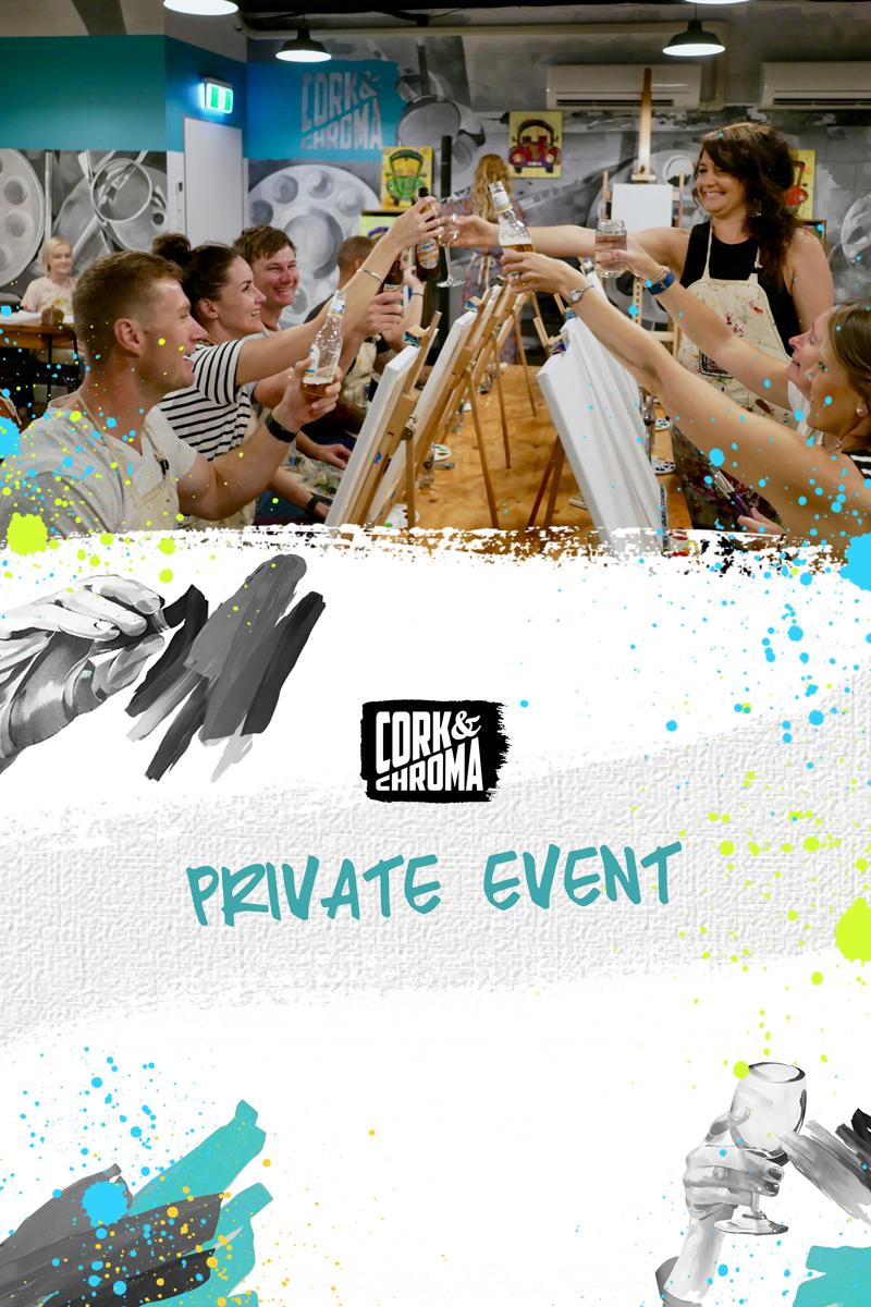 Sydney Calendar - Cork & Chroma, A Paint And Sip Studio, Surry Hills regarding Community Calender Sydney October 2019