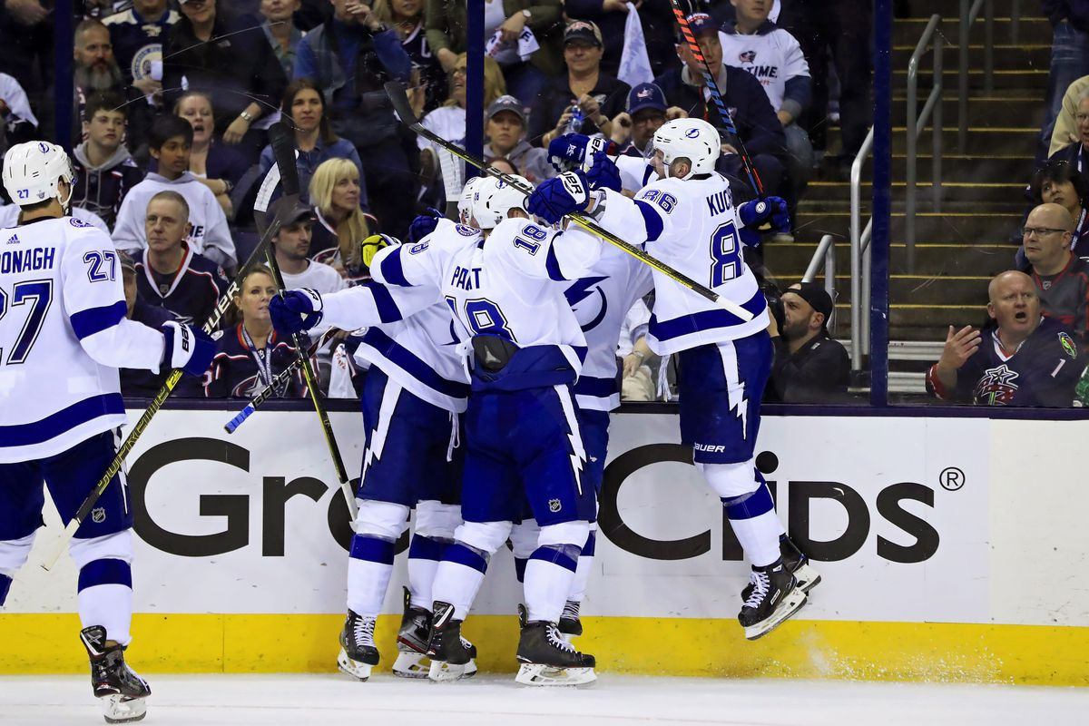 Tampa Bay Lightning Roster Projection For 2019-2020 Season - Raw Charge with Complete Nashville Predators 2019-2020 Schedule