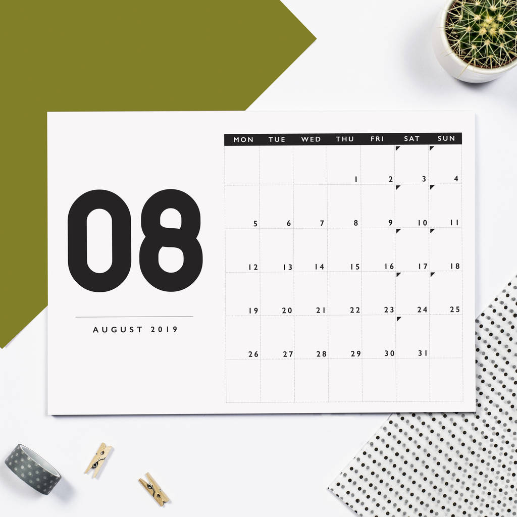 The Edit Academic 2019 2020 Calendar with Calendar For 2019 And 2020 To Edit