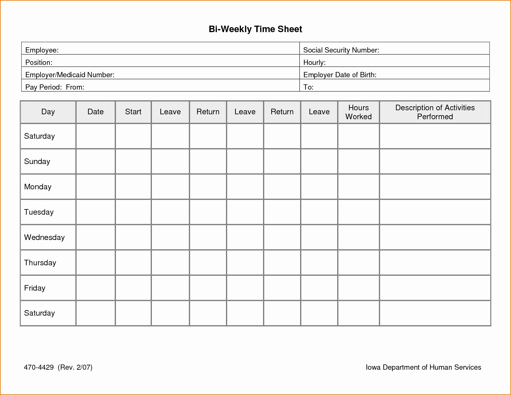 Time Schedule Template Sample For Research Proposal Excel Free within Pay Period Schedule Template