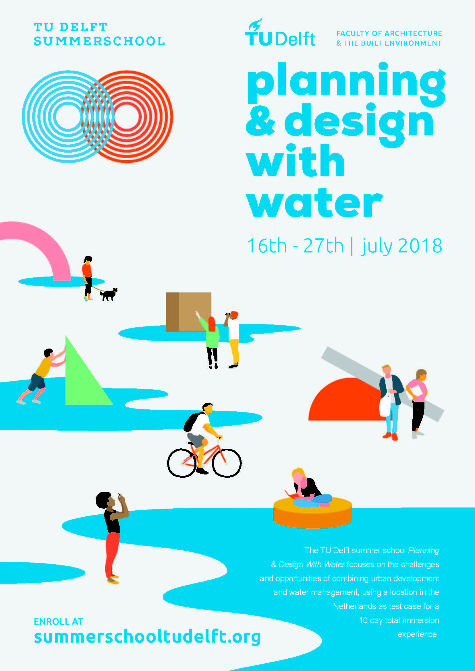 Tu Delft Planning And Design With Water | Planning For A Sustainable intended for Tu Delft Time Table Boukunde 2020