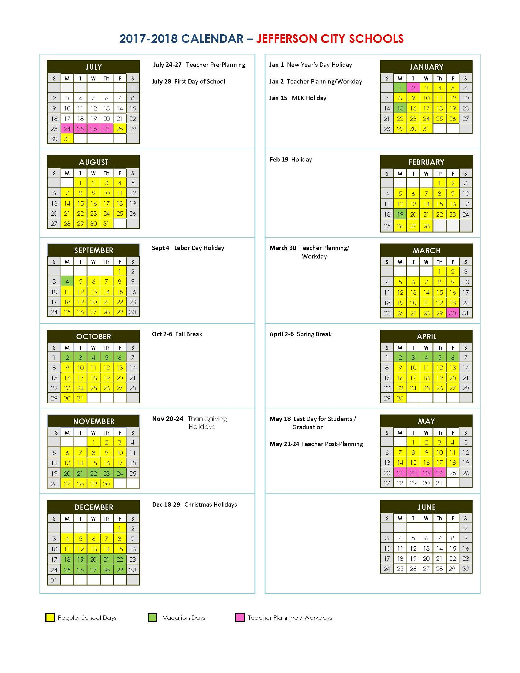 Uga Spring 2018 Academic Calendar Printable For 100 % Free in 2019- 2020 Calendar Printable Uga