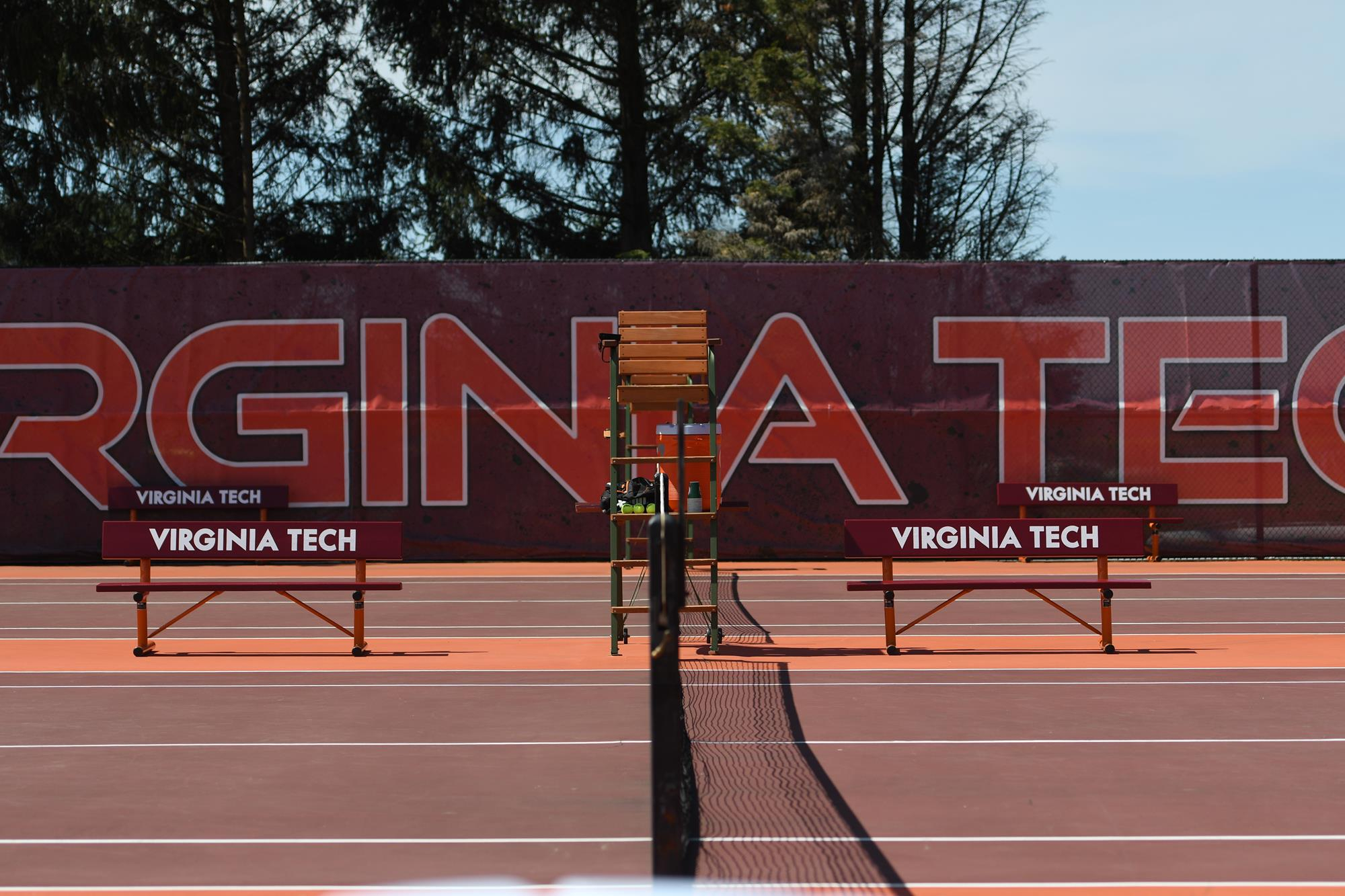 Virginia Tech Announces 2019 Men's Tennis Schedule - Virginia Tech for Virginia Tech Academic Calendar 2019 2020