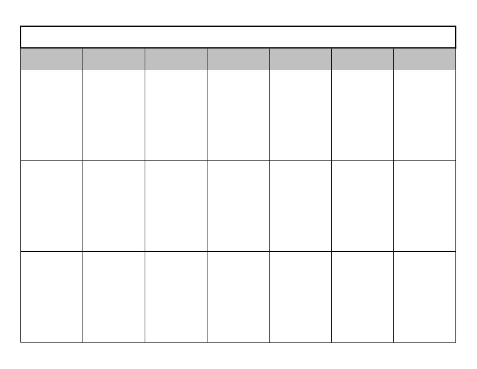 Week Calendar Template Two Meal Plan Printable For Complimentary inside 2 Week Blank Calendar Template