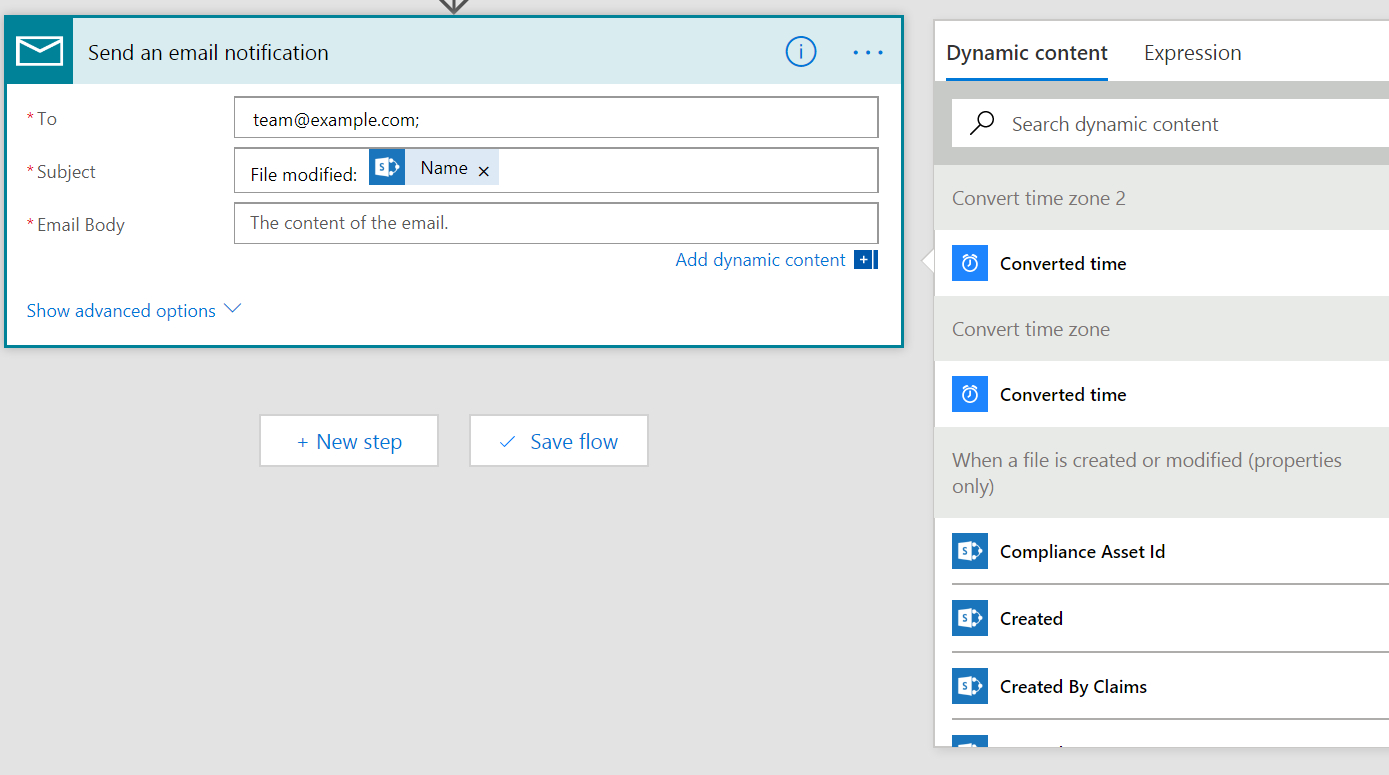 Working With Dates And Times Inside Of Your Flows | Flow Blog in Flow Template To Copy Dates From Sharepoint Calendars