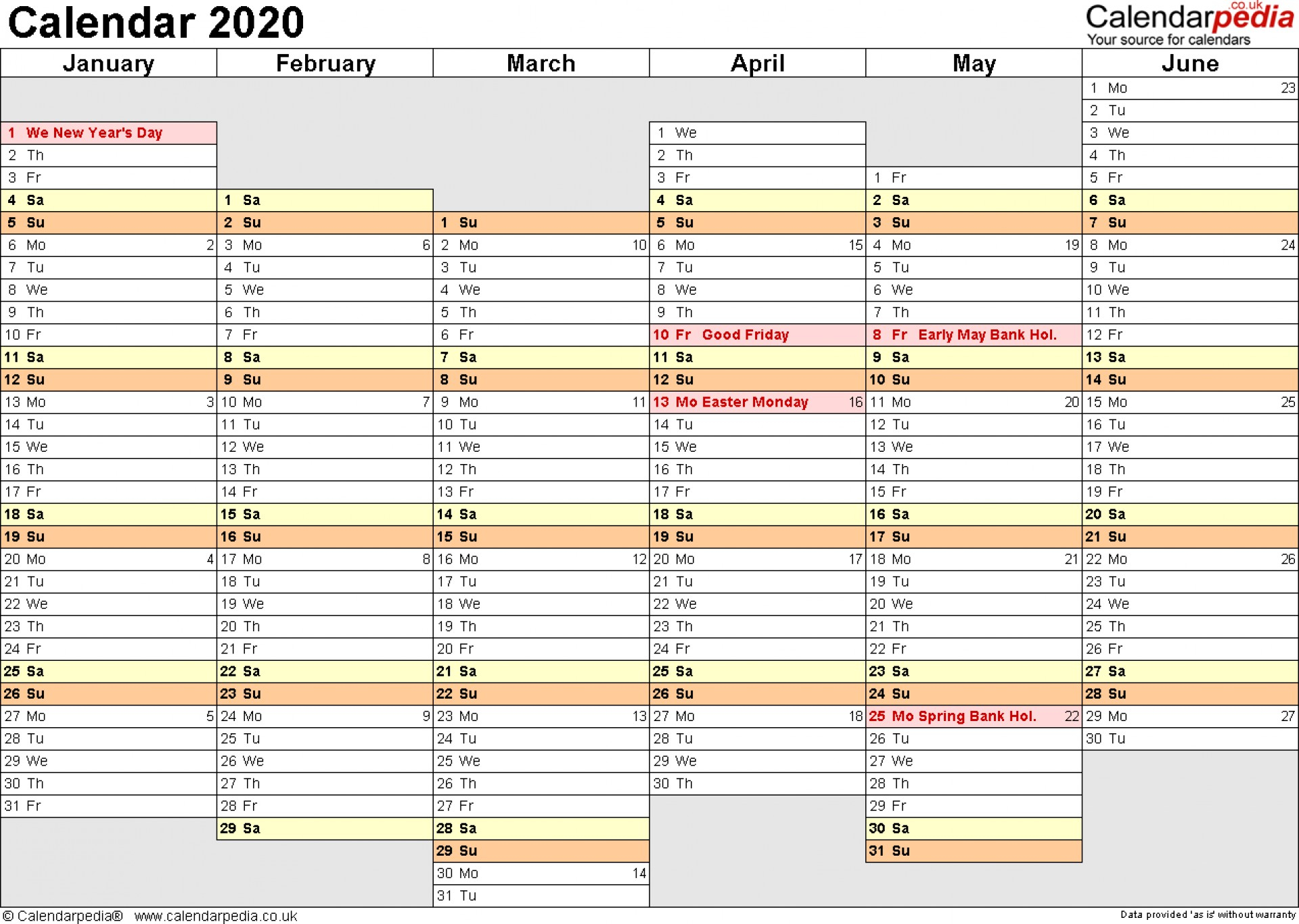 020 Template Ideas Free Excel Yearly Formidable 2020 with regard to Free Printable Yearly Planner 2020