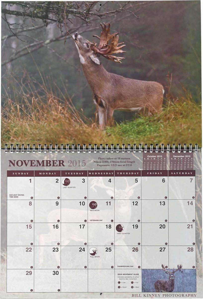 2014 Rut Predictions | Canes | White Tail, Deer Rut, Deer pertaining to Deer Rut Calendar