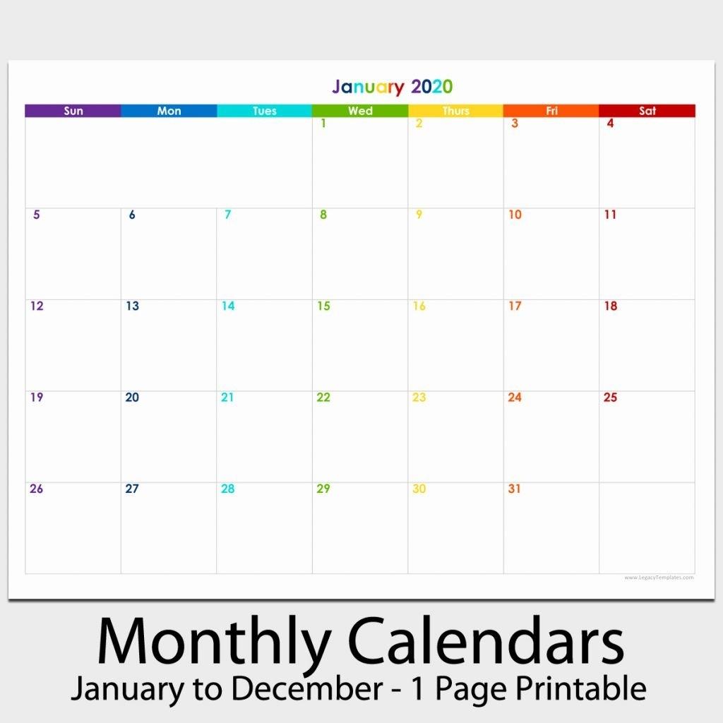 8 X 11 Blank Calendar Page | Calendar Template Information within 8.5 X 11 Calendar Template