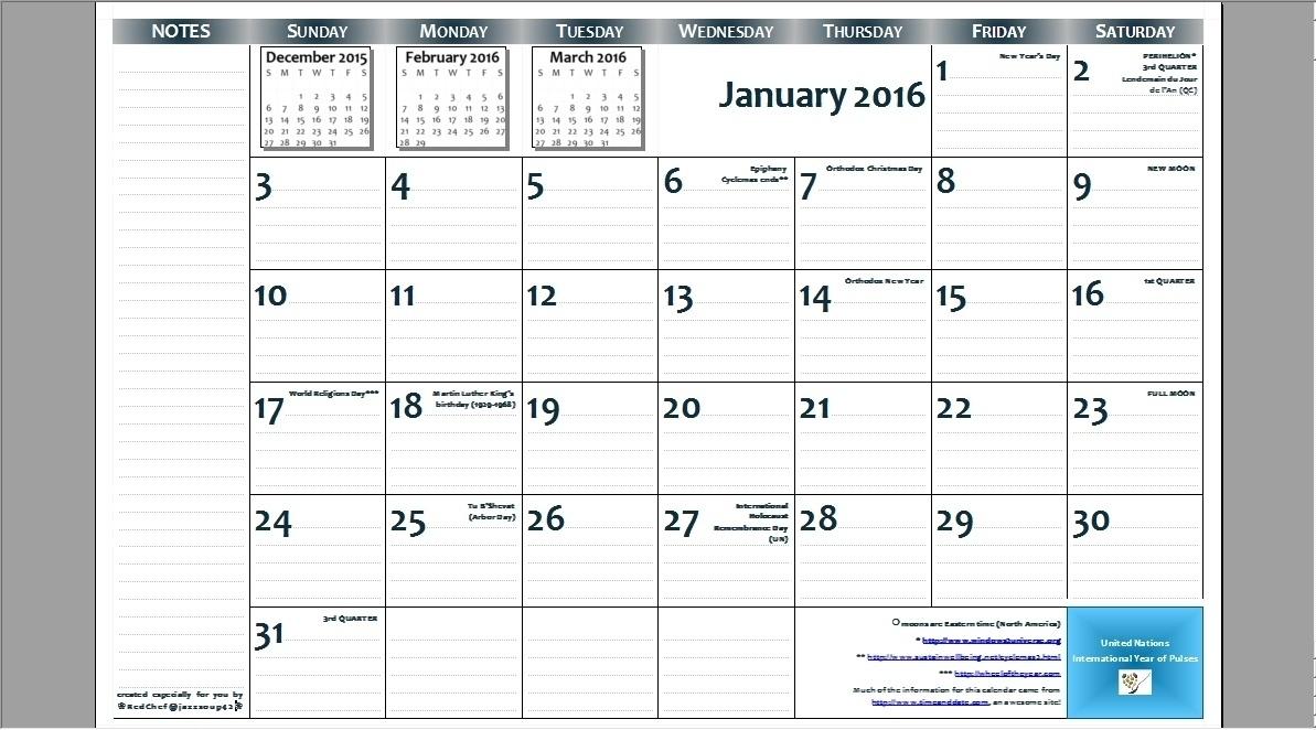 8 X 11 Blank Calendar Template | Calendar Template Information with regard to 8.5 X 11 Calendar Template