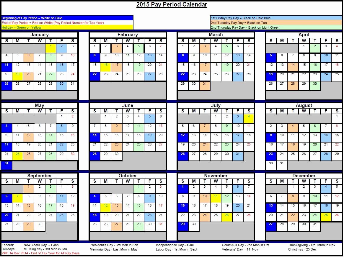 Biweekly Payroll Calendar 2020 - Wpa.wpart.co with regard to Federal Pay Period Calendar 2020 Printable