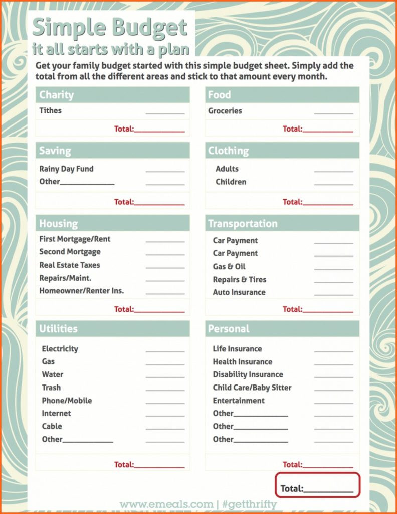 Budget Sheet Dave Ramsey Fresh Dave Ramsey Zero Based Bud intended for I Want A Monthly Spreadsheet I Can Use For Paying My Monthly Bills & Is Printable For My Use Only