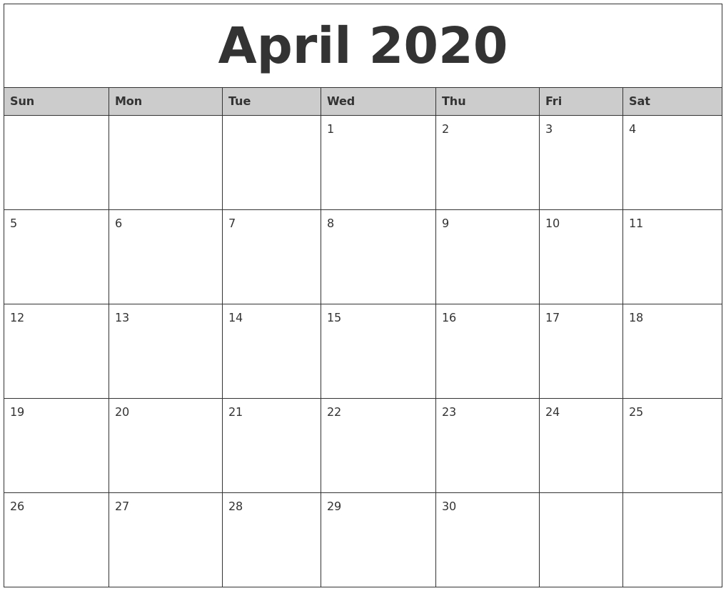 Calendar 2020 Vertex 42   Month Calendar Printable with regard to Vertex Calendars 2020 Printable