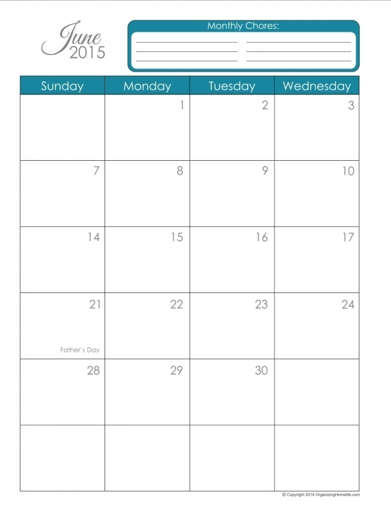 Calendar Template 8.5 X 11 | Igotlockedout-8.5 X 11 Calendar regarding 8.5 X 11 Calendar Template