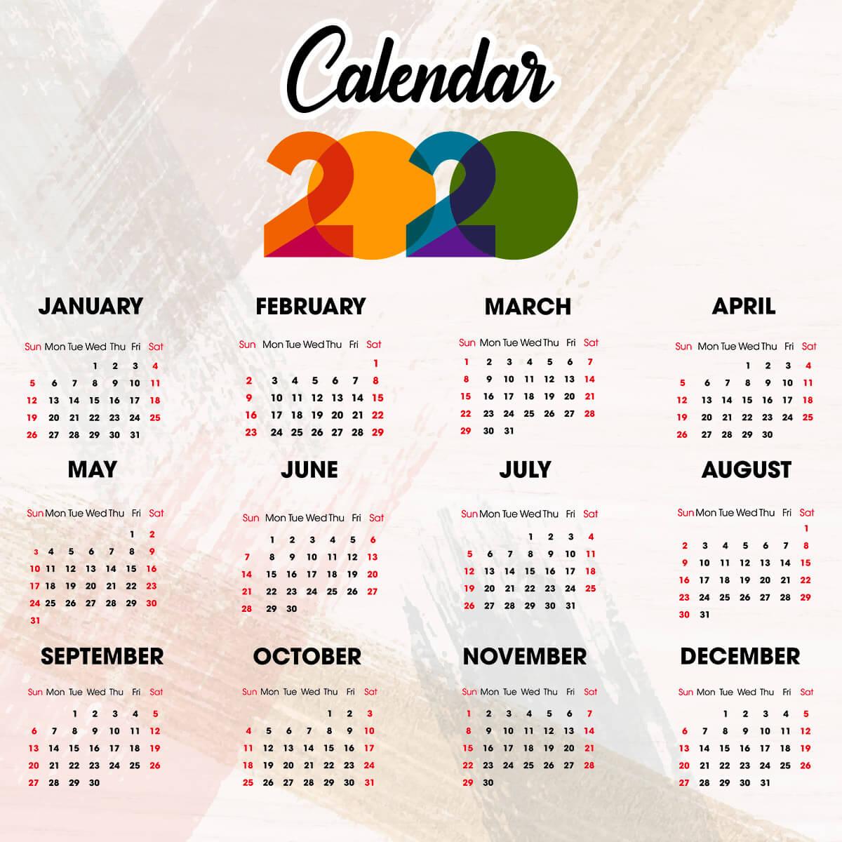 Calendarul Zilelor Libere In 2020 | Ziarul Profit with regard to Calendar 2020 Zile Libere