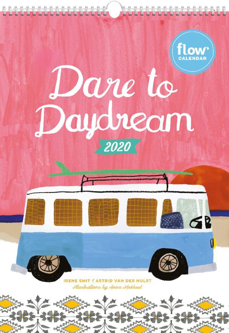 Dare To Daydream Calendar 2020 throughout Calendar 2020 Nl