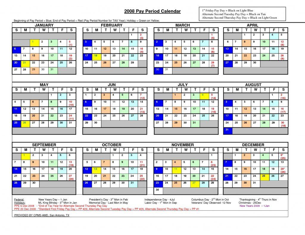 Federal Payday Calendar | Printable Calendar Templates 2018 intended for Federal Pay Period Calendar 2020 Printable