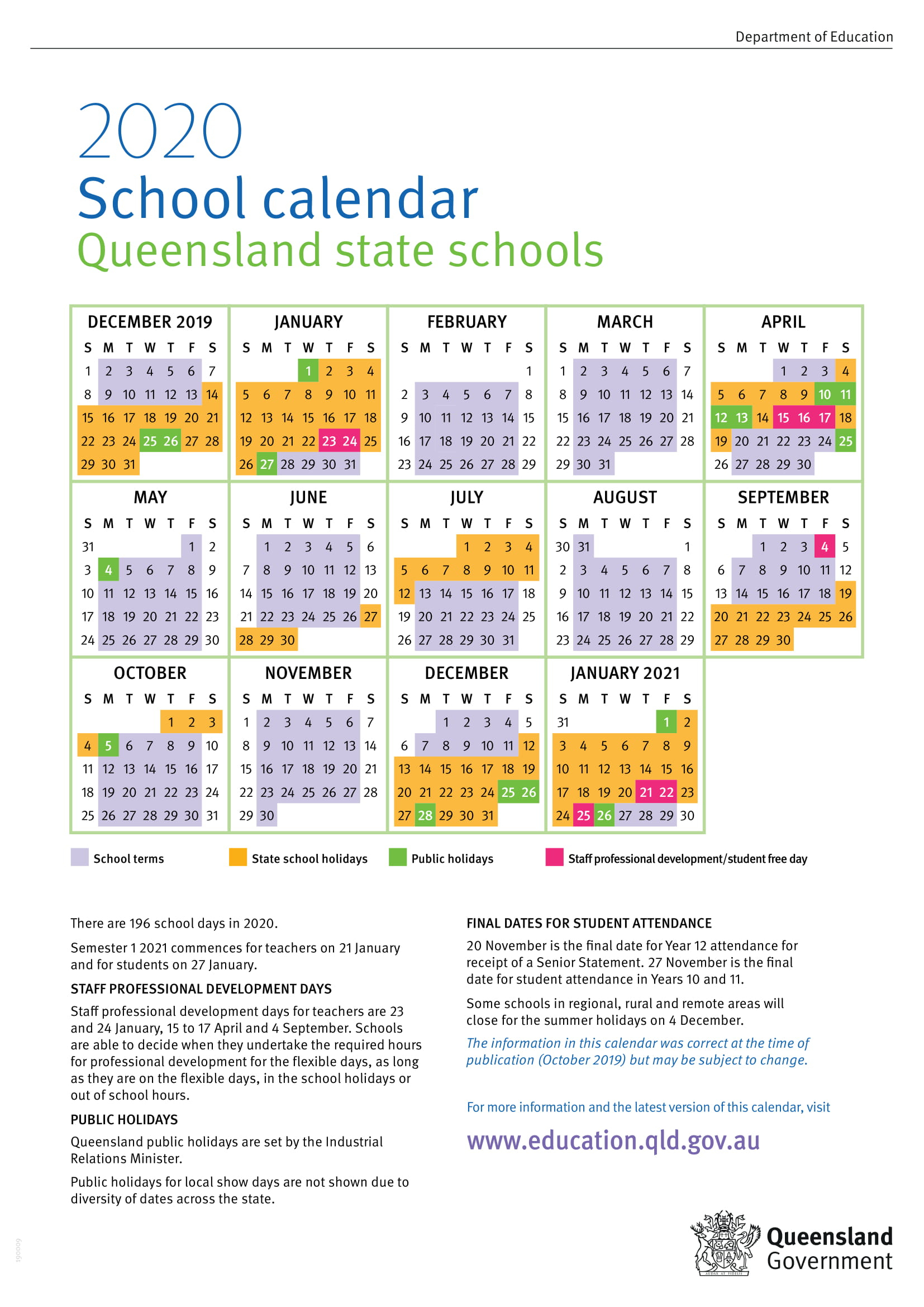 Holiday Activities – Roma For Families in Google 2020 School Calendar Queensland State Shools