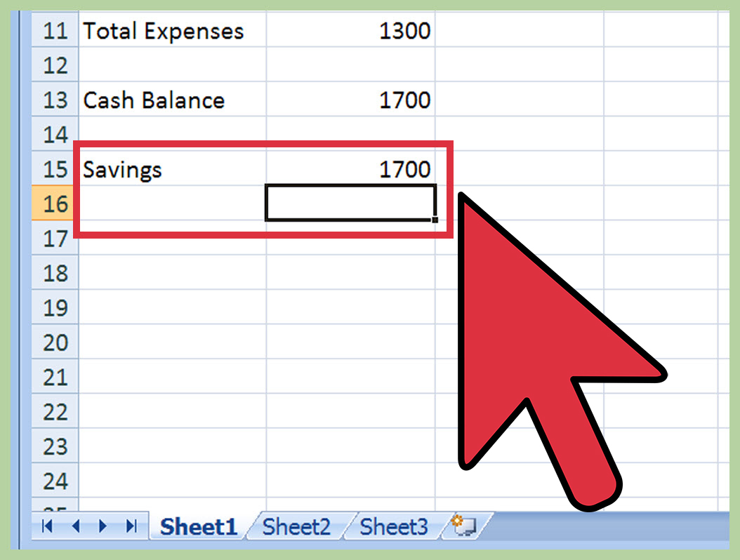 How To Create A Budget Spreadsheet: A Step-By-Step Guide throughout I Want A Monthly Spreadsheet I Can Use For Paying My Monthly Bills & Is Printable For My Use Only