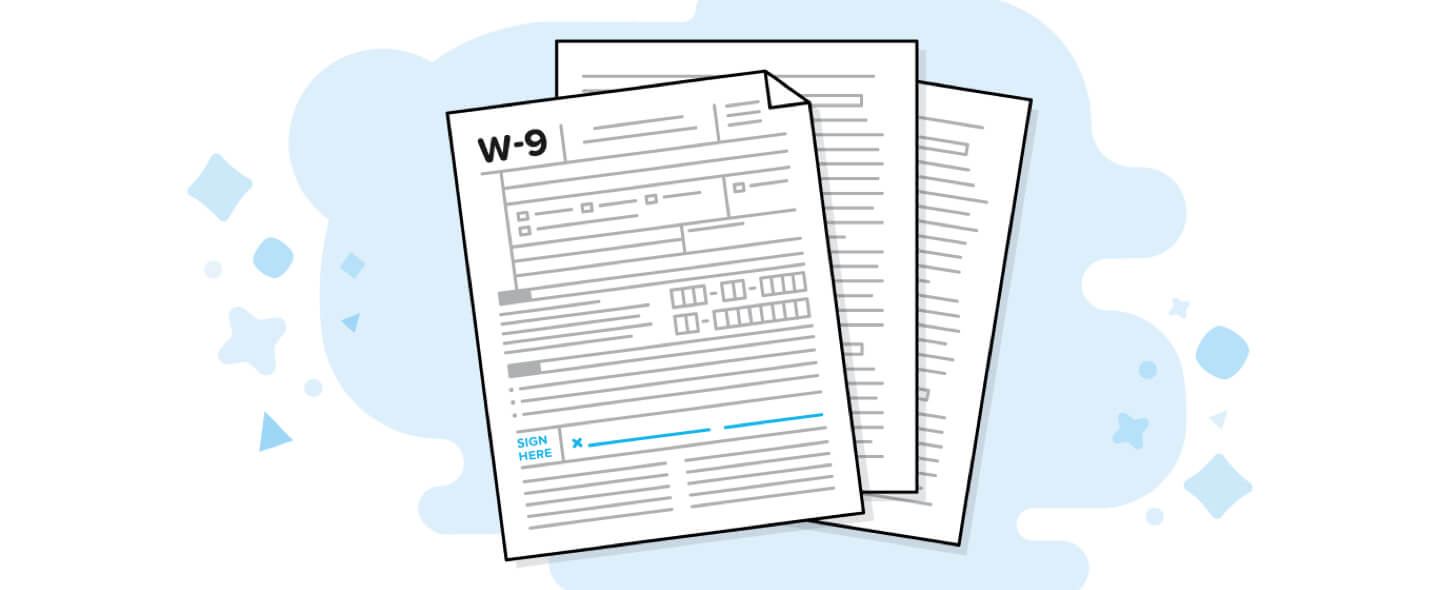 How To Fill Out A W-9 Form Online - Hellosign Blog intended for Blank W 9 Printable Form Template