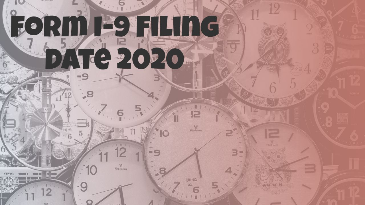 I9 Forms 2020 Printable in W-9 Form 2020 Printable