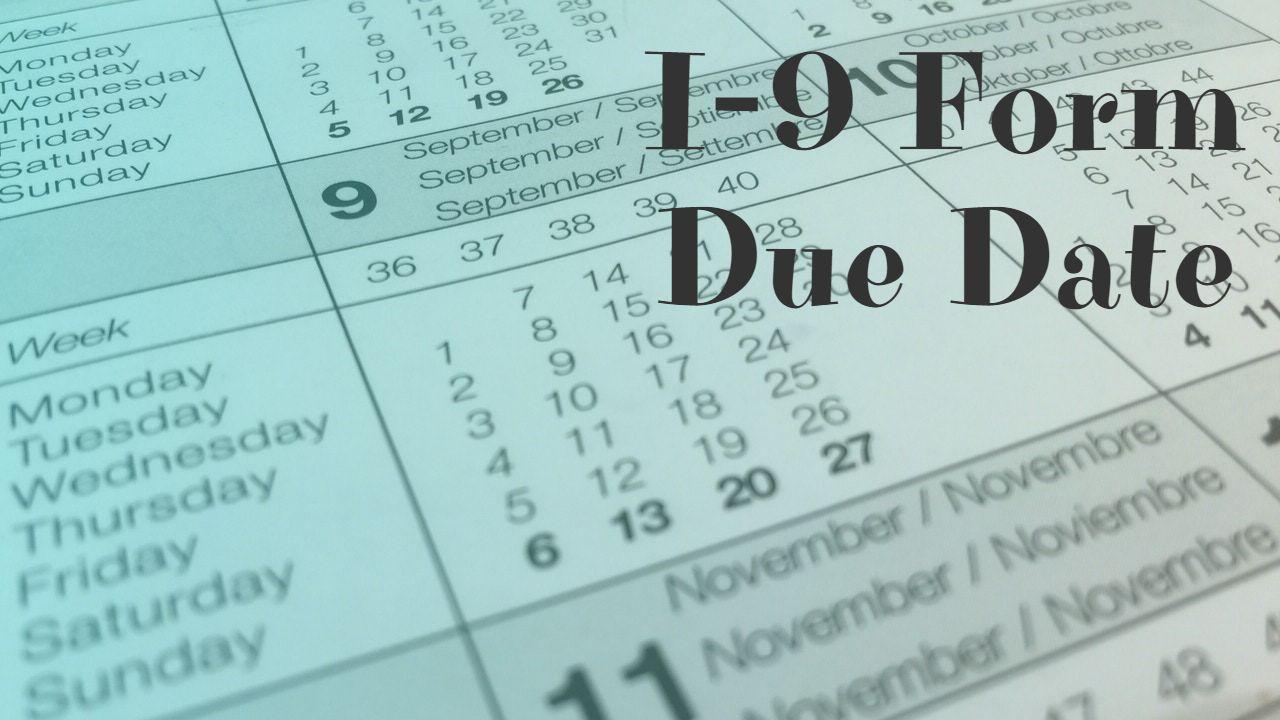 I9 Forms 2020 Printable regarding I-9 Form 2020
