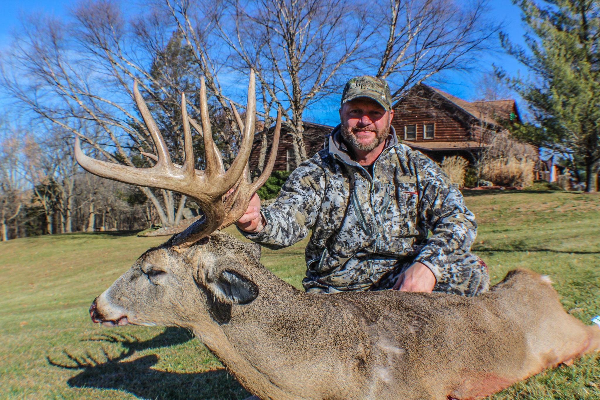 Illinois Whitetail Gun Hunts   Heartland Lodge within 2020 Illinois Deer Rut Activity