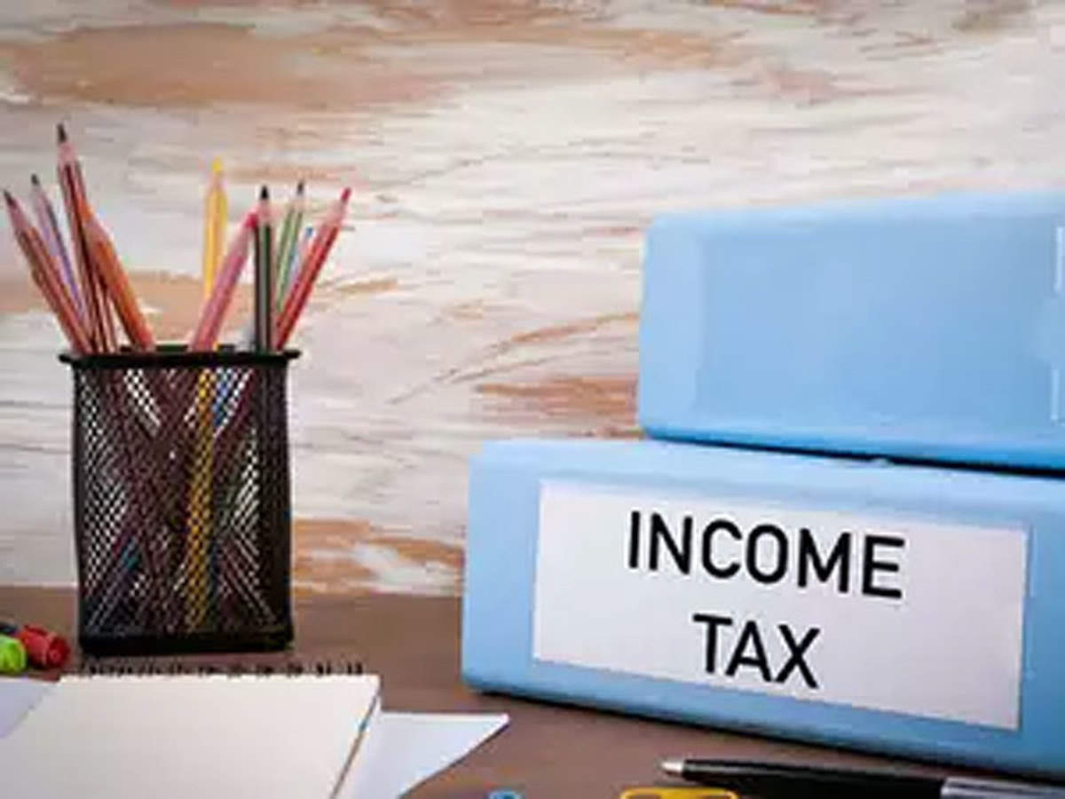 Itr Form 2 Released: Income Tax Return Form-2 In Java Format inside Tax Desk Card For 2020