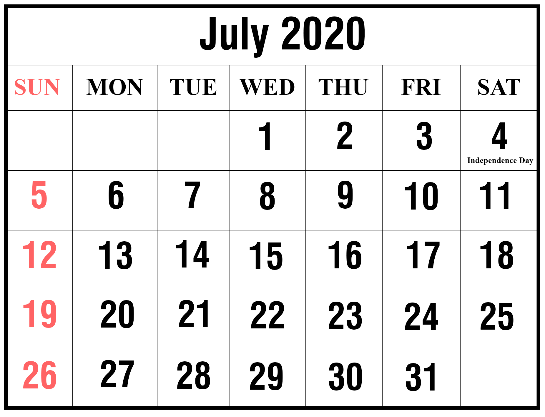 July 2020 Calendar With Holiday | Printable December with regard to 2020 Sri Lanka Calendar