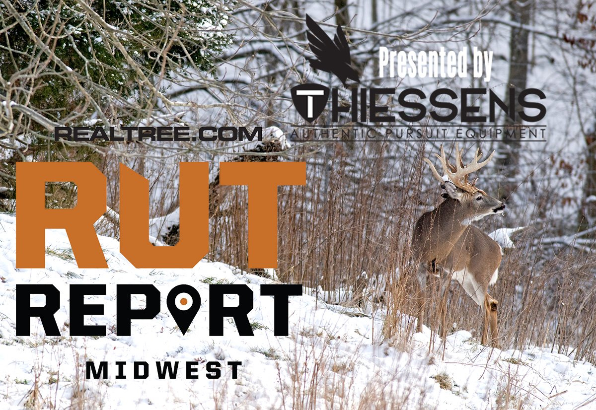 Midwest Rut Report: Deer Season In Review   Realtree Camo intended for 2020 Illinois Deer Rut Activity