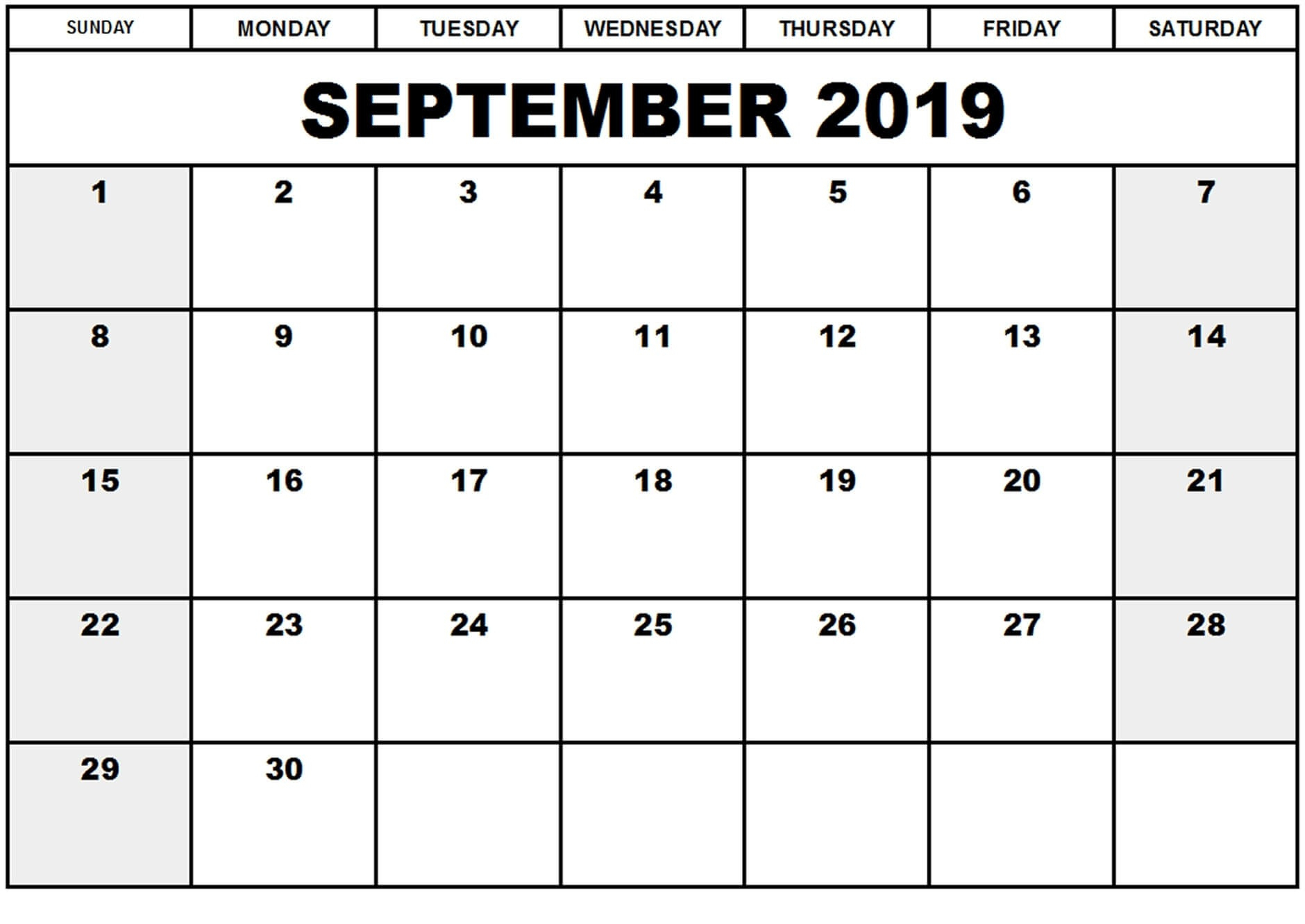 Online September 2019 Calendar Canada Holidays | Free with regard to Printable Canadian Calendar With Holidays