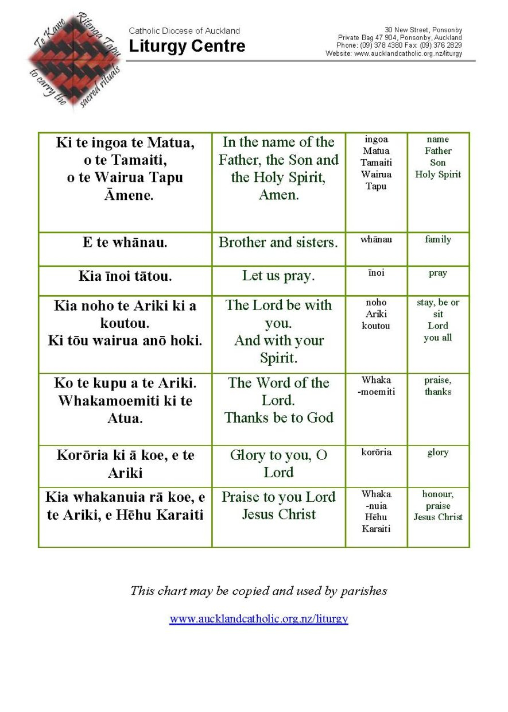 Preparation Material And Liturgy Outlines - Catholic Diocese regarding 2020 Catholic Liturgical Calendar Activities