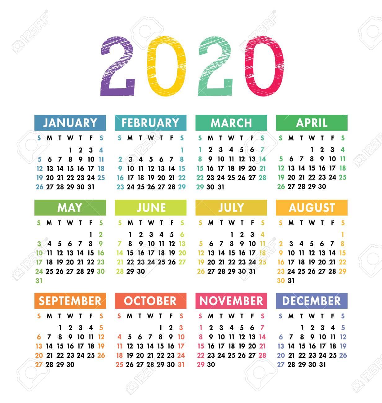 Printable Pocket Calendar 2020 - Wpa.wpart.co with regard to Printable Pocket Calandwe 2020